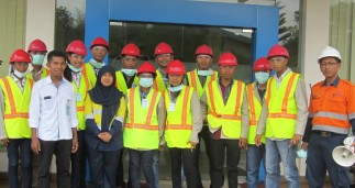 CSR Program: Practical Work Program for Young Generation of Indonesia